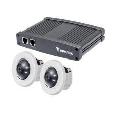 Split-Type Camera System Vivotek VC8201-M33 (8m)