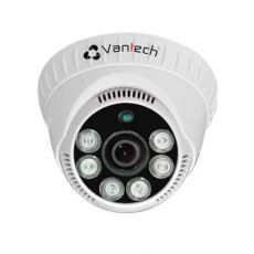 Camera Dome AHD hồng ngoại 2.0 Megapixel VANTECH VP-111A