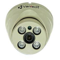 Camera Dome HDTVI hồng ngoại 2.0 Megapixel VANTECH VP-224TP