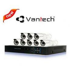 Bộ Camera IP VANTECH VPP-02A